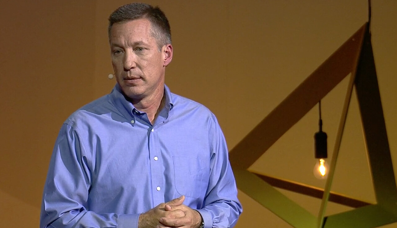 Play Video: Jeff Kozak, TED Talk