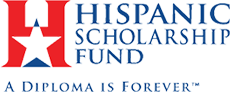 Logo: Hispanic Scholarship Fund