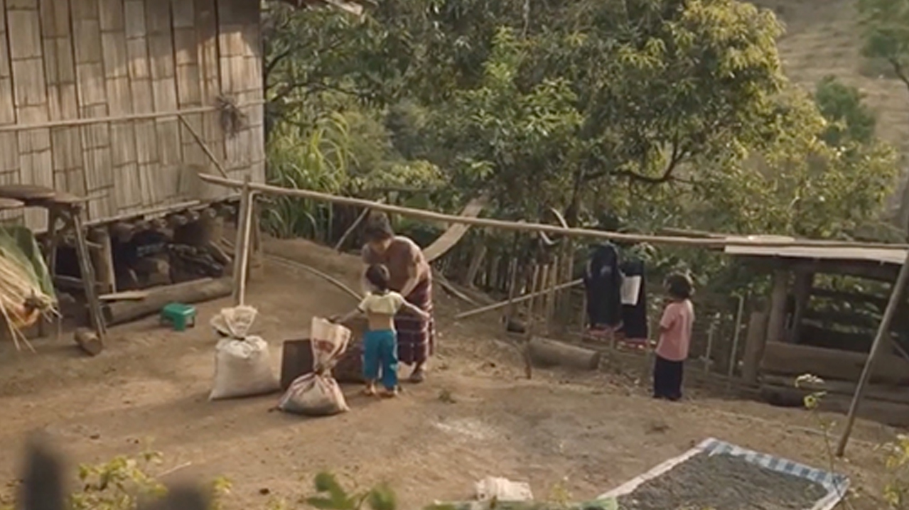 Play Video: Delivering Vaccines to Laos