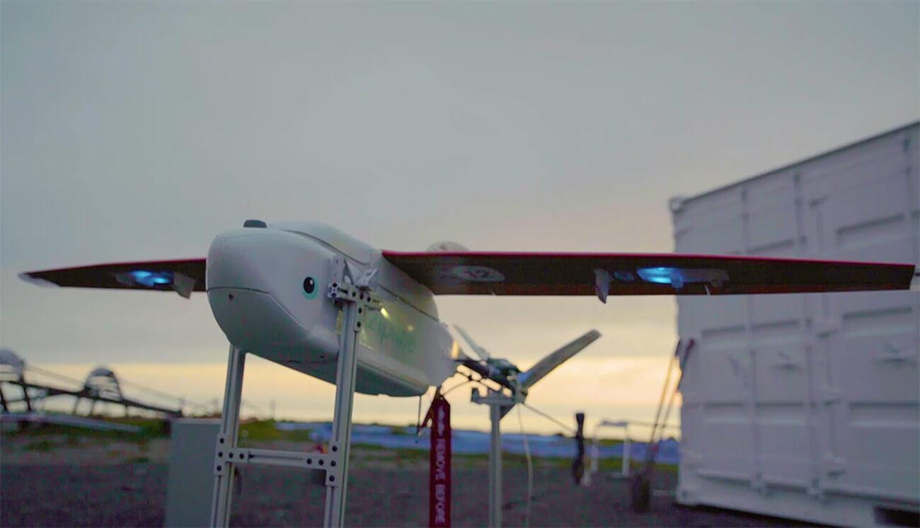 Play Video: Rwanda Drone Delivery