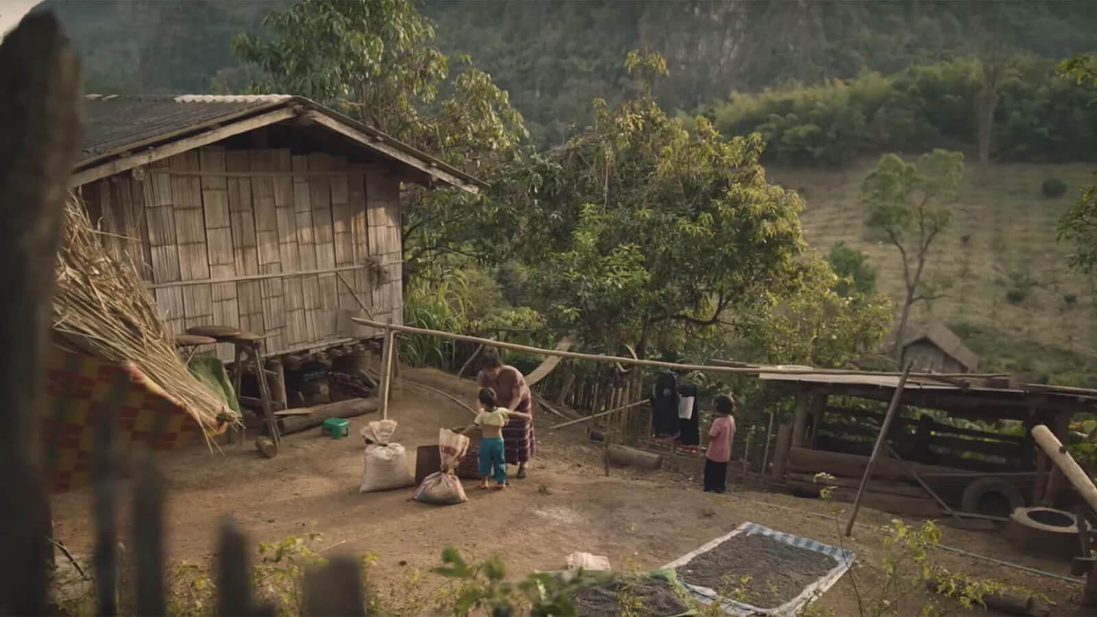Play Video: A Flu Vaccine's 9,000 Mile Trip to Laos
