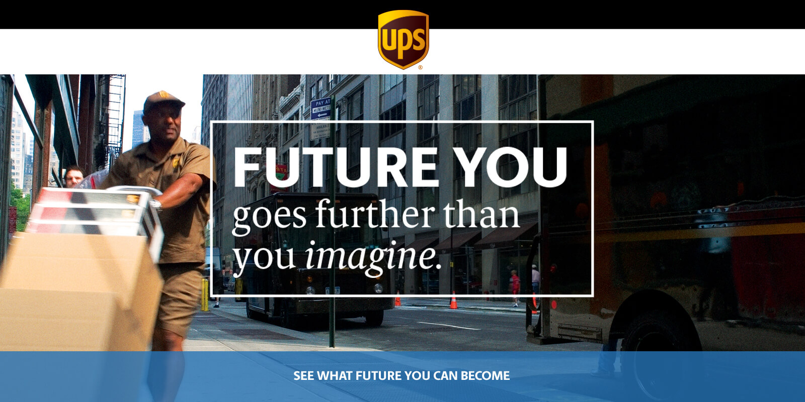 Full-time City Driver at United Parcel Service (UPS)
