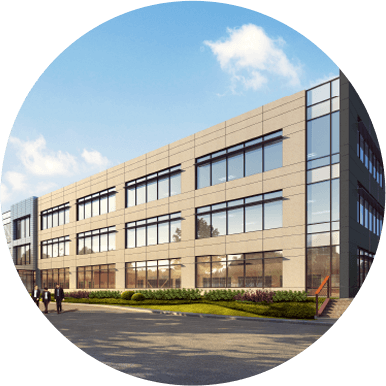 Exterior or Parsippany Office