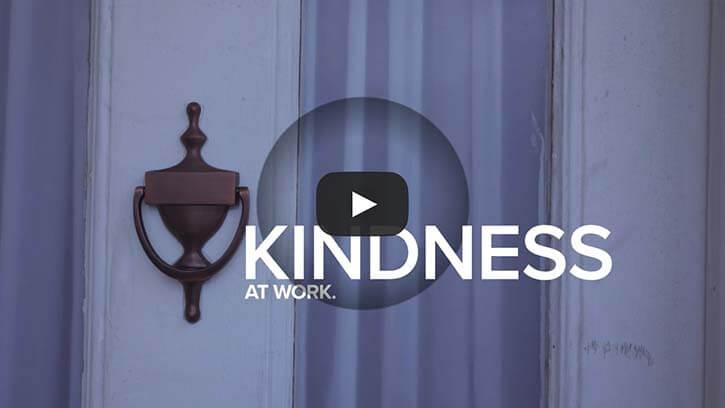 Geisinger: Kindness at work (Video)
