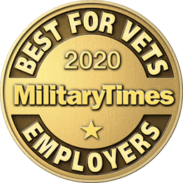 Best for vets Military Times 2020 Employers