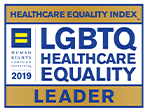 LGBTQ Healthcare Equality Leader 2019