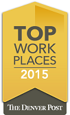 Denver Post Top Places to work 2015