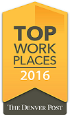 Denver Post Top Places to work 2016