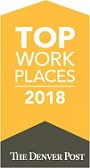 Denver Post Top Places to work 2018