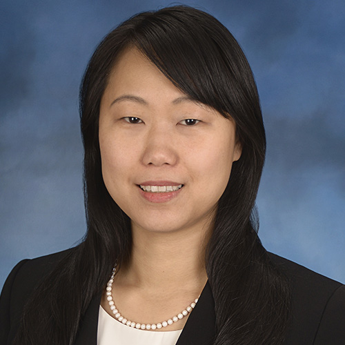 Amy Cho, Senior Audit Manager Lead