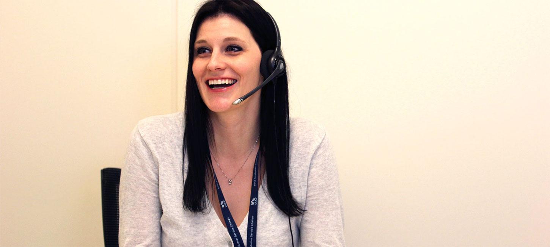 Nicole, MSR 1 Helpline