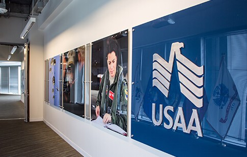 USAA in San Plano, Texas