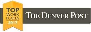Denver Post Top Places to work 2017