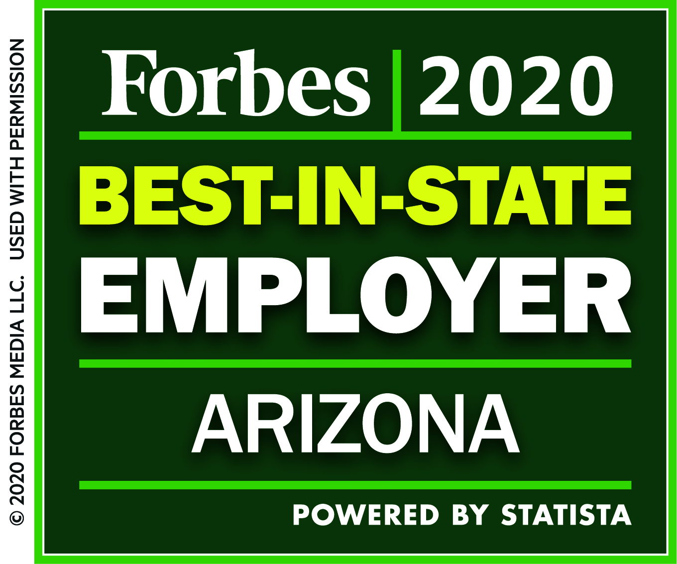 Best in state employee 2020