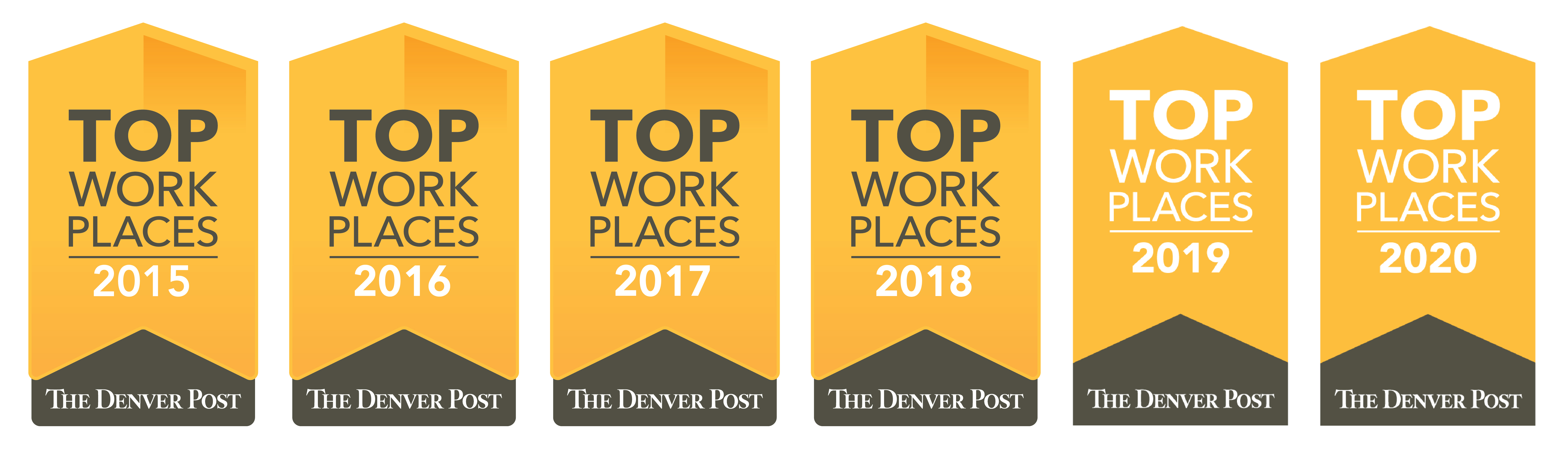 Top Place to work 2020
