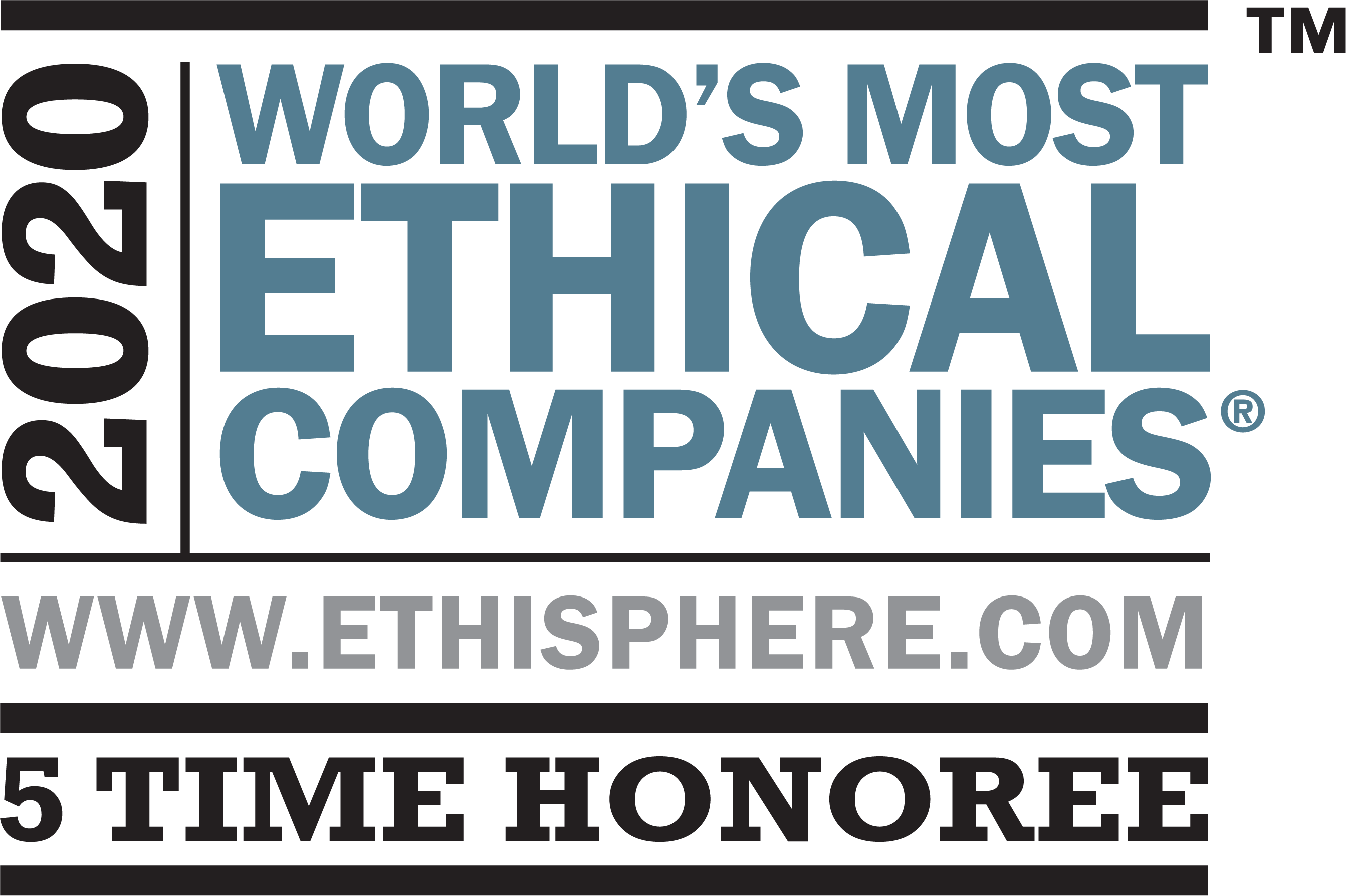 Most Ethical - 2020