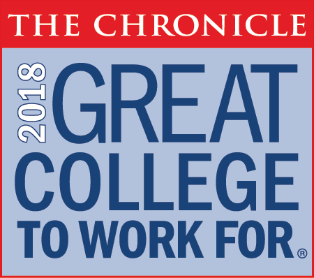 2017 The Chronicle Great Colleges to Work For Honor Role