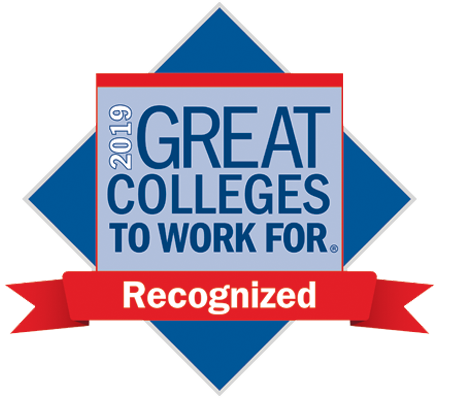 The Chronicle: Great College to Work 2018