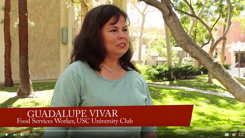 Guadalupe Vivar's USC Dream Come True