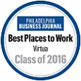 Philadelphia Business Journal 2016 Best Places to Work