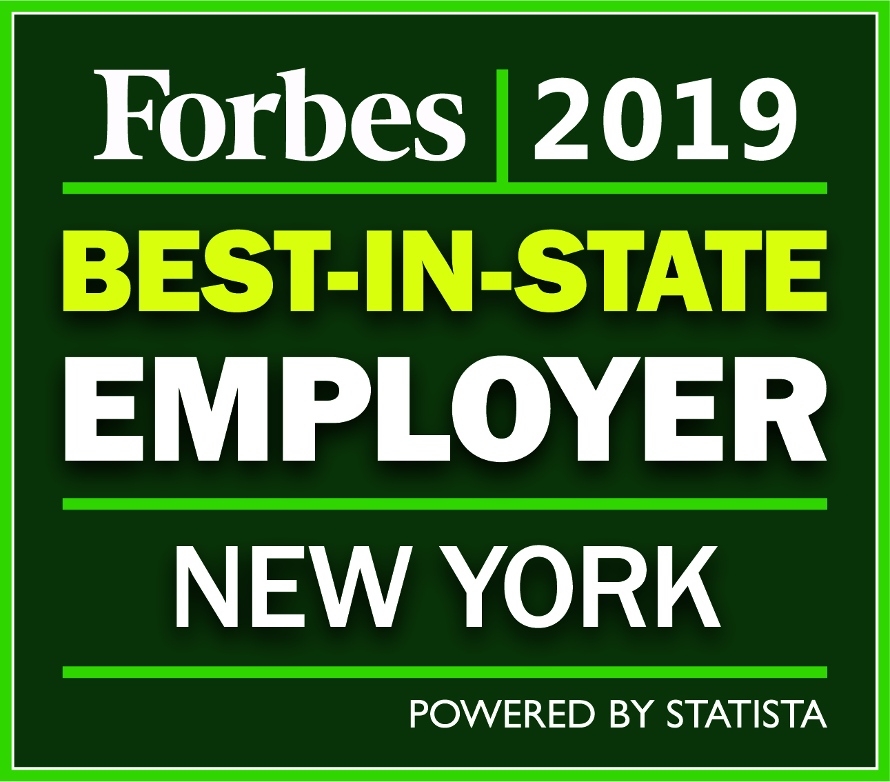 Forbes Best in State Logo
