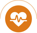 Cardiac Heart Icon