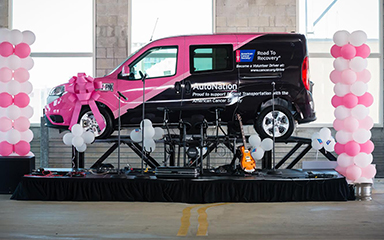AutoNation Donates to American Cancer Society