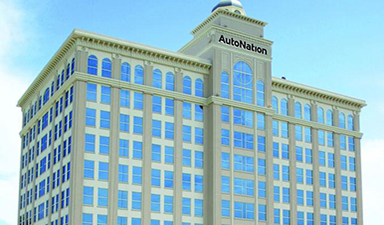 AutoNation's Chairman's Answer The Call Award