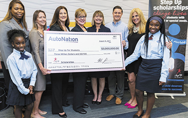 AutoNation Gives Back