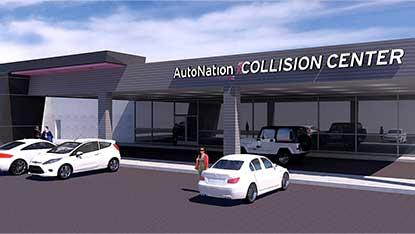Body technician collision center of arlington at autonation for Mercedes benz of arlington body shop
