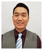 Employee Andrew Shin
