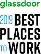 Glassdoor 2019 Best Places to Work Award