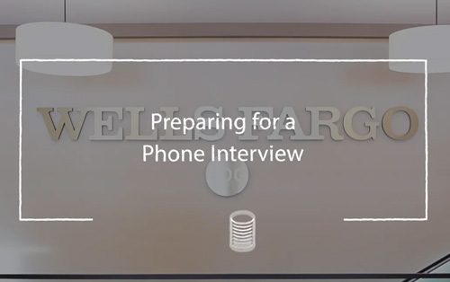 Preparing for a Phone Interview (Video)