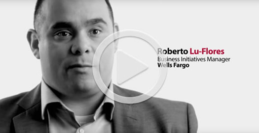 A video about starting a search for a career at Wells Fargo