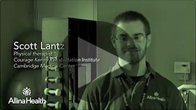 Scott Lantz video