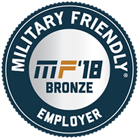 Military Friendly, Top 10 Employer