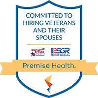 Committed to Hiring Veterans and the Spouses