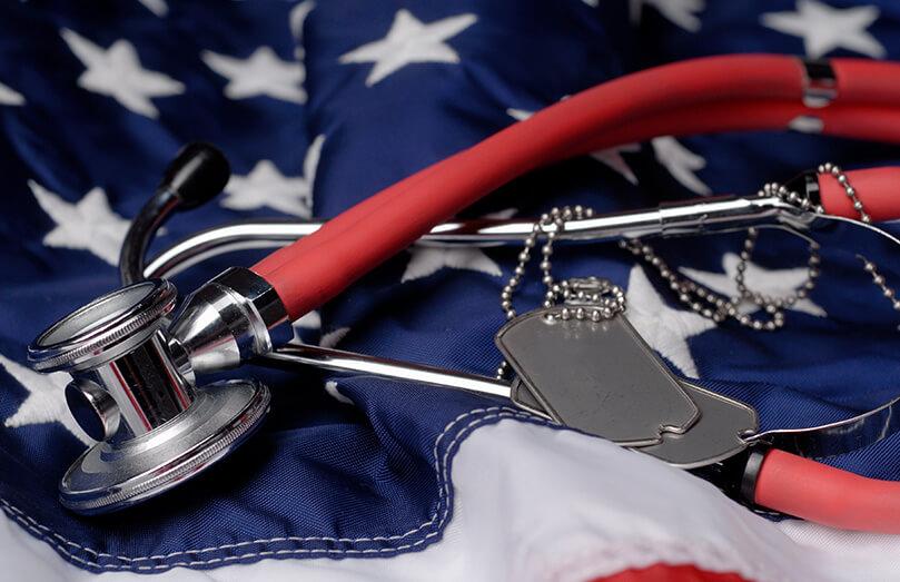 Image Flag Stethoscope