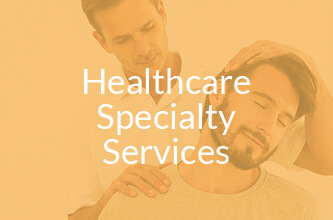 Healthcare Specialty Services