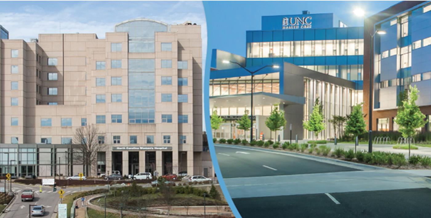 2 Hospitals