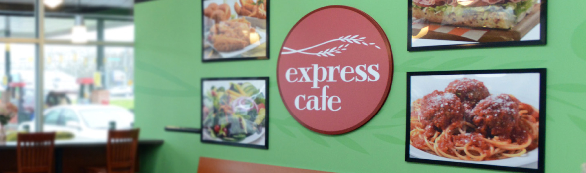 Giant Eagle Express Cafe