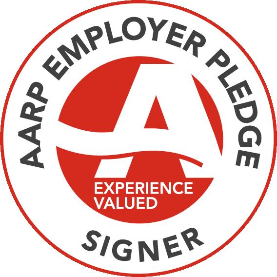 AARP Employer Pledge Signer Badge
