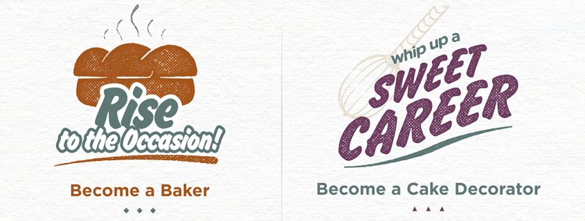 Bakery Job logos