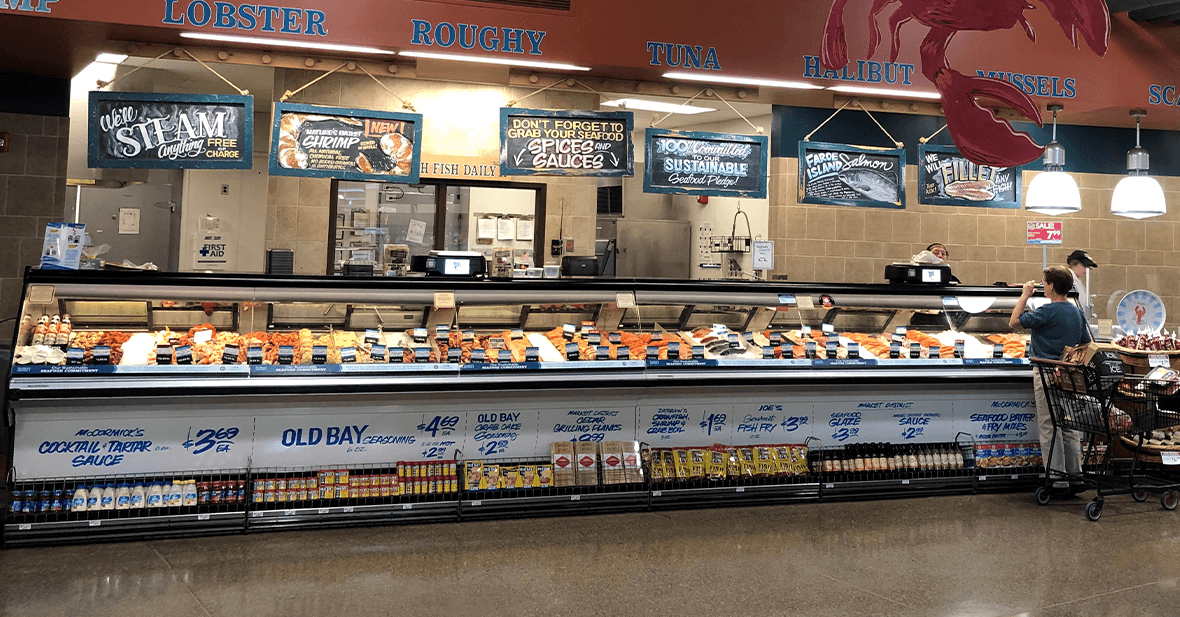 Seafood Department