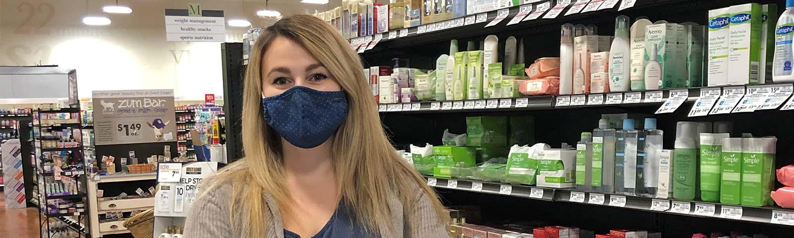 What is a Personal Shopper?<br><b>Meet Megan, Team Leader</b>