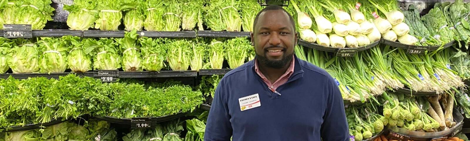#TeamMemberTuesday<br><b>Meet Quinton, Store Leader</b>
