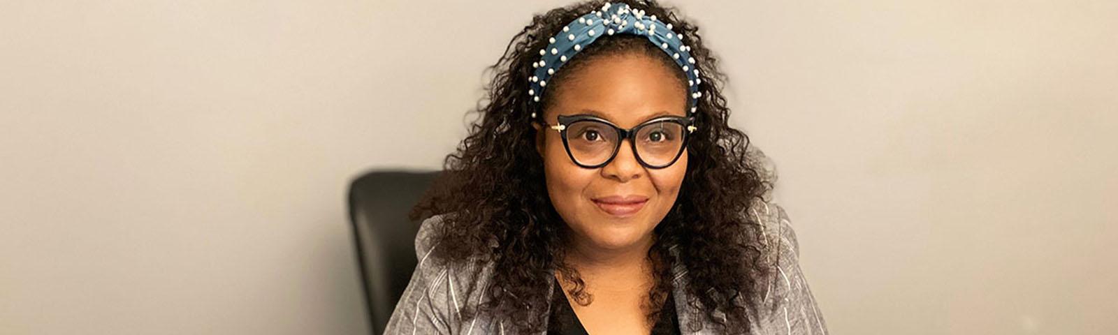 Jameeta, Team Member Communications & Engagement Director