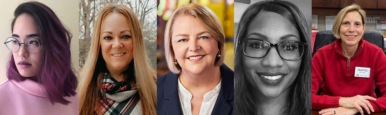 #TeamMemberTuesday<br><b>Women's History Month</b>