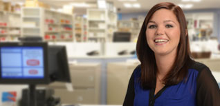 Kayla – Pharmacy Operations Analyst, Proud team member since 2008