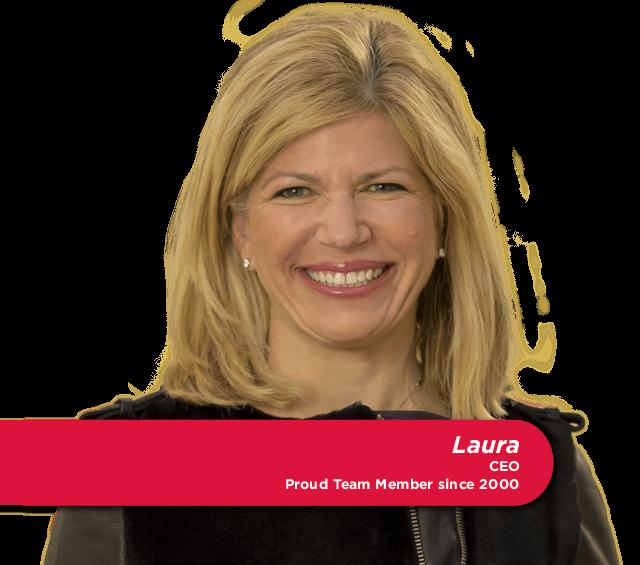 Laura CEO